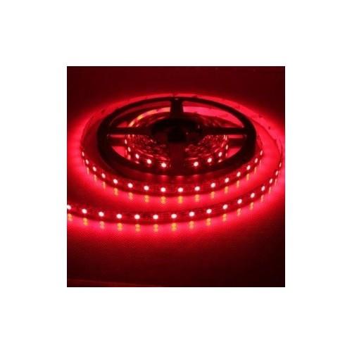 LED pásik 5m vonkajší červený - NMT-3528/60