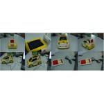 Solárne RC mini auto - KM2065