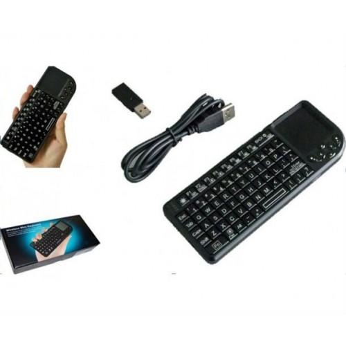 Bezdrôtová mini klávesnica - K808RF