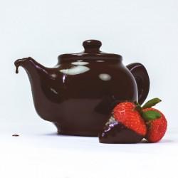 Čajník na zjedenie