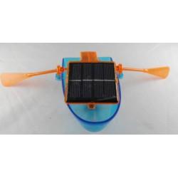 Solárny čln - solárna funkčná stavebnica