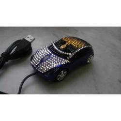 Diamantová USB myš YJPM192