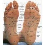 Akupresúrna kamienková masážna podložka FIT1