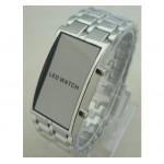 Zrkadlové LED digitálne hodinky Samurai - TH021303