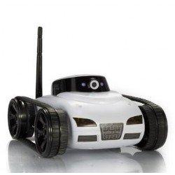 RC Tank  s kamerou iSPY