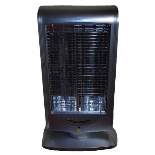 Karbónový ohrievač - JETT CFH-06