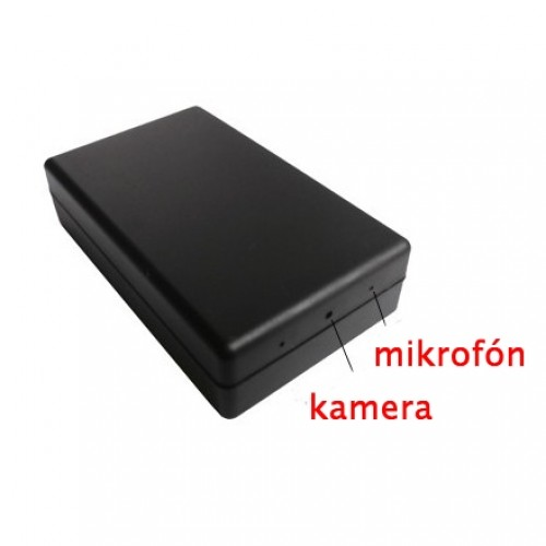 Mikrokamera s nahravaním videa, zvuku, fotiek - WO-GSM103