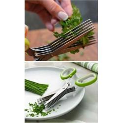 Nožnice na bylinky a zeleninu
