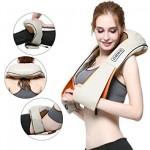 Masážny prístroj nielen na krk a ramená