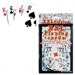 Hracie karty XXL