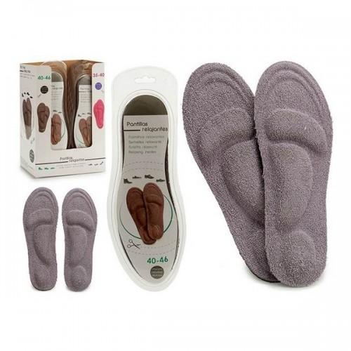 Antibakteriálne relaxačné vložky do topánok