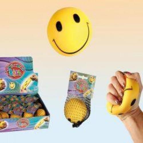 Antistresová loptička Smile