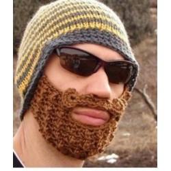 Čiapka s bradou