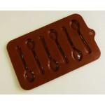 Čokoládové lyžičky