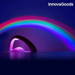 Detský LED projektor Dúha