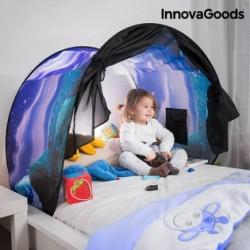 Detský stan na posteľ