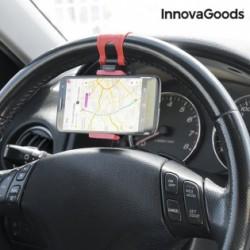 Držiak mobilného telefónu na volant