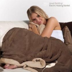 Vyhrievaná fleecová deka 160 x 120 cm