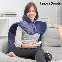Vyhrievaná elektrická deka na krk, ramená a chrbá