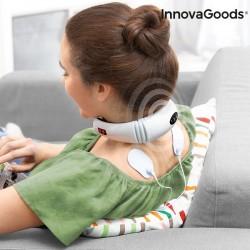 Elektromagnetický masážny prístroj na krk a chrbát