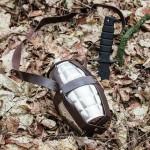 Outdoorová fľaša Granát 1,5 l