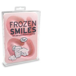 Forma na ľad - Zubné protézy