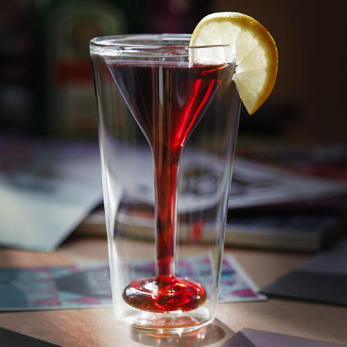Pohár nielen na Martini - Glasstini