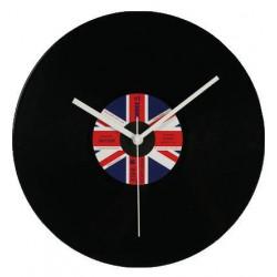 Nástenné hodiny LP platňa UK