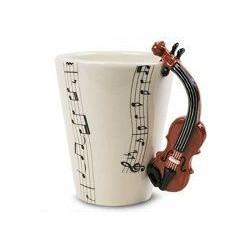 Hudobný hrnček Husle