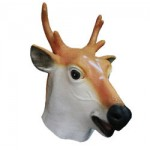 Karnevalová maska jeleňa