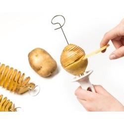 Špirálový krájač na zemiaky
