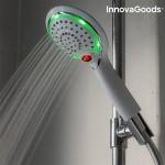 Sprcha s LED svietením a s Čidlom ukazovateľom Teploty
