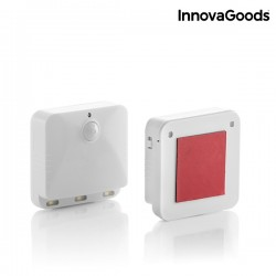 2 x LED svetlo s pohybovým senzorom