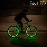 LED trubice na osvetlenie bicykla