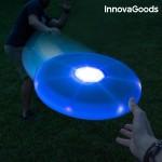 Lietajúci LED tanier Frisbee