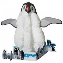 Magický rastúci tučniak