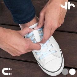 Magnetické spony na šnúrky do topánok