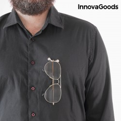 Magnetický držiak na okuliare