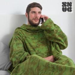 Maskáčová Snug deka