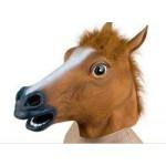 Maska hlava koňa