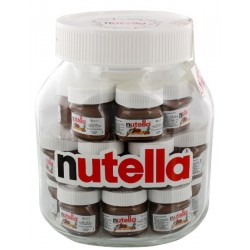 Obria Nutella s mini Nutellkami