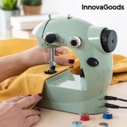 Mini Šijací Stroj InnovaGoods 6 V 800 mA Zelený
