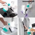 Multifunkčný ručný parný čistič s príslušenstvom 9 v 1 Steany InnovaGoods 0,35 L 3 Bar 1000W
