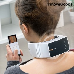 Prístroj na masáž šije a krku