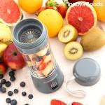 Nabíjateľný prenosný pohár s mixérom Shakuit InnovaGoods