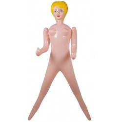 Nafukovacia bábika, sexy dáma, cca 155 cm