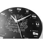 Nástenné hodiny Chemik