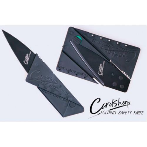 Nôž veľkosti kreditky - CardSharp