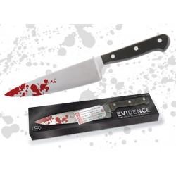 Krvavý nôž  EVIDENCE