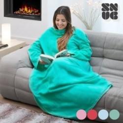 Obliekacia deka zelená